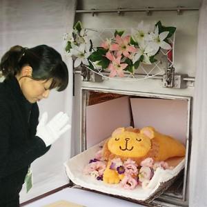 ペット個別火葬